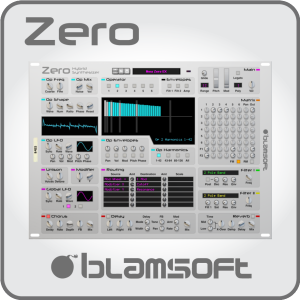 Zero Hybrid Synthesizer